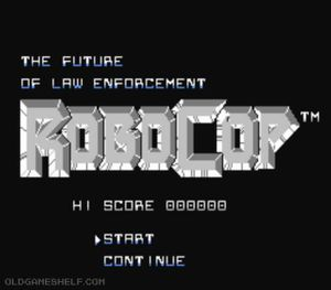 Thumbnail image of game RoboCop