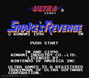 Thumbnail image of game Snake's Revenge