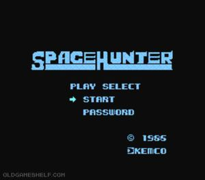 Thumbnail image of game Space Hunter