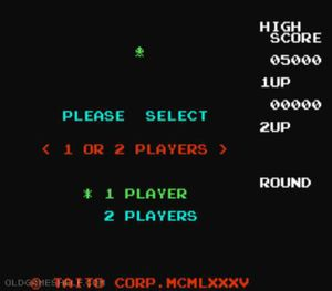 Thumbnail image of game Space Invaders