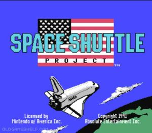 Thumbnail image of game Space Shuttle Project
