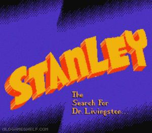 Thumbnail image of game Stanley - The Search for Dr. Livingston