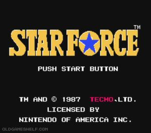 Thumbnail image of game Star Force