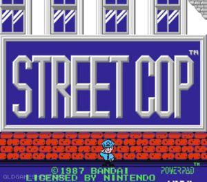 Thumbnail image of game Street Cop