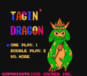 Thumbnail image of game Tagin' Dragon