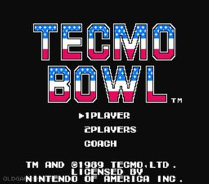 Thumbnail image of game Tecmo Bowl
