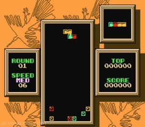 Tetris (NES) - Online Game | OldGameShelf com