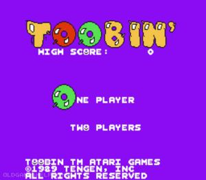 Thumbnail image of game Toobin'