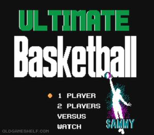Thumbnail image of game Ultimate Basketball