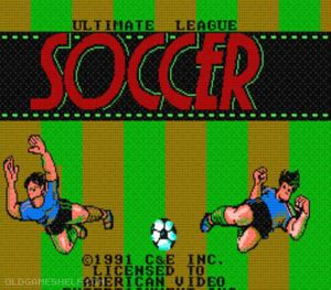 Thumbnail image of game Ultimate League Soccer