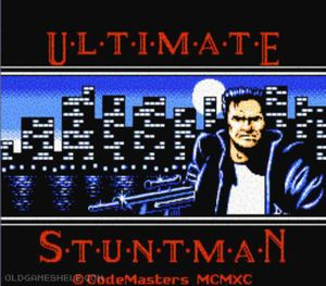 Thumbnail image of game Ultimate Stuntman
