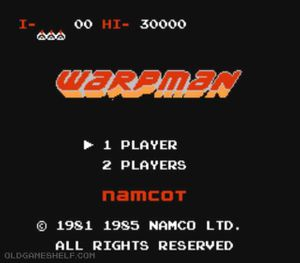 Thumbnail image of game WarpMan