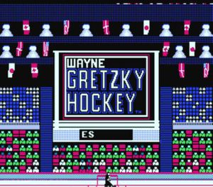 Thumbnail image of game Wayne Gretzky Hockey