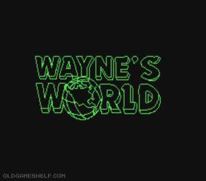 Thumbnail image of game Wayne's World