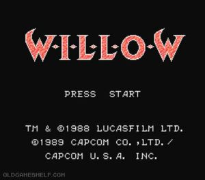 Thumbnail image of game Willow