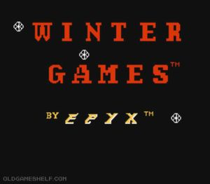 Thumbnail image of game Winter Games