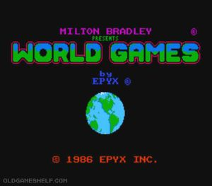 Thumbnail image of game World Games