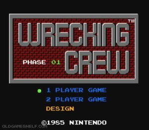 Thumbnail image of game Wrecking Crew