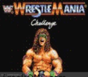 Thumbnail image of game WWF WrestleMania Challenge