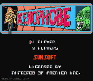Thumbnail image of game Xenophobe