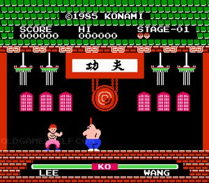 Thumbnail image of game Yie Ar Kung Fu Jap