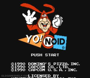Thumbnail image of game Yo! Noid