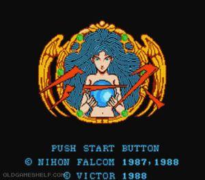 Thumbnail image of game Ys